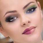 Vorbereitung für das Makeup
